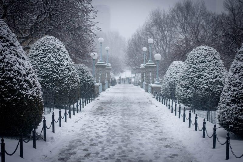 3 Biggest Winter Hazards to Business Grounds