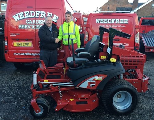 Corporate Grounds Maintenance in Nottingham - Copy