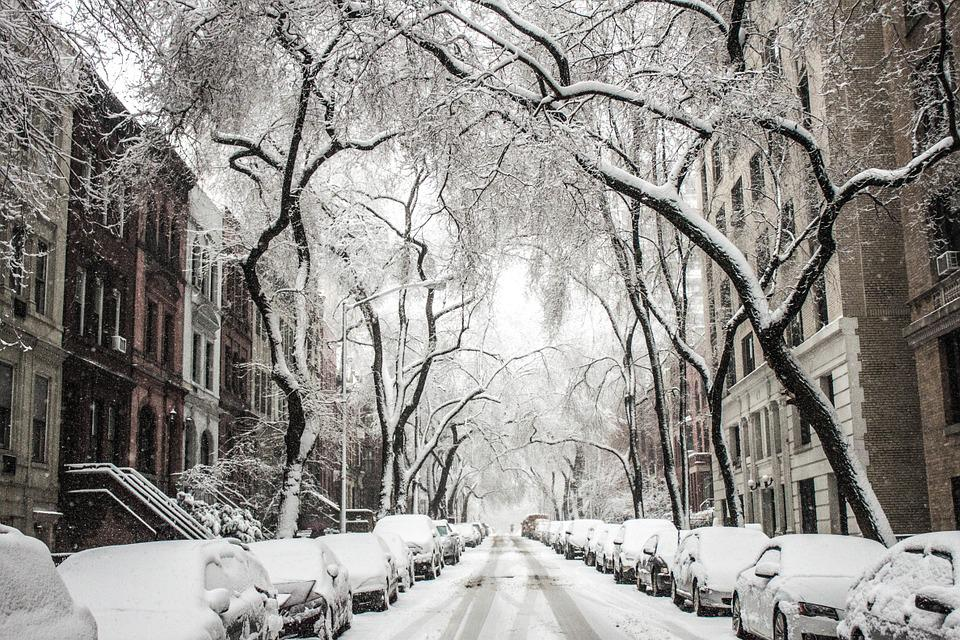 Don't Let Snow Damage Your Customer Count